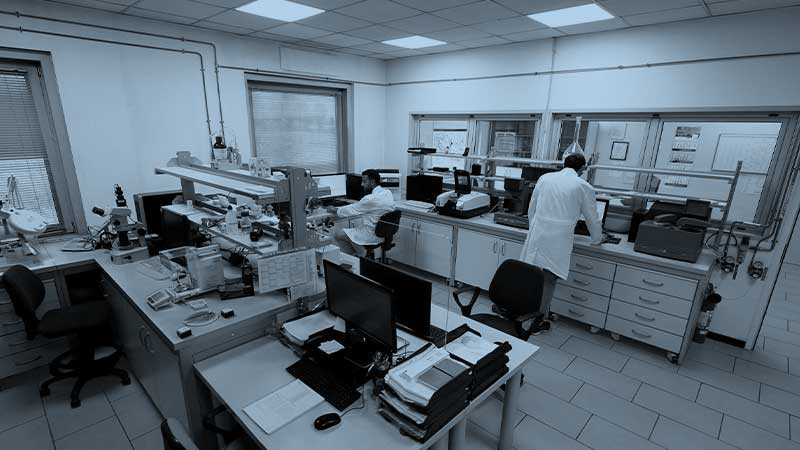 An efficient laboratory and production